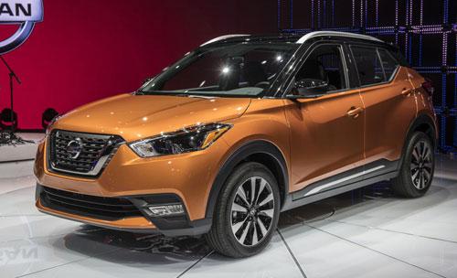 Nissan Kicks giá dưới 19.000 USD – đối thủ mới Ford EcoSport