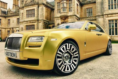 Đại gia đổi siêu sang Rolls-Royce hàng 'độc' lấy Bitcoin